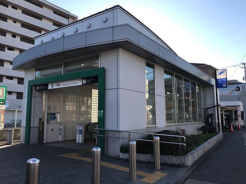 七隈駅の写真