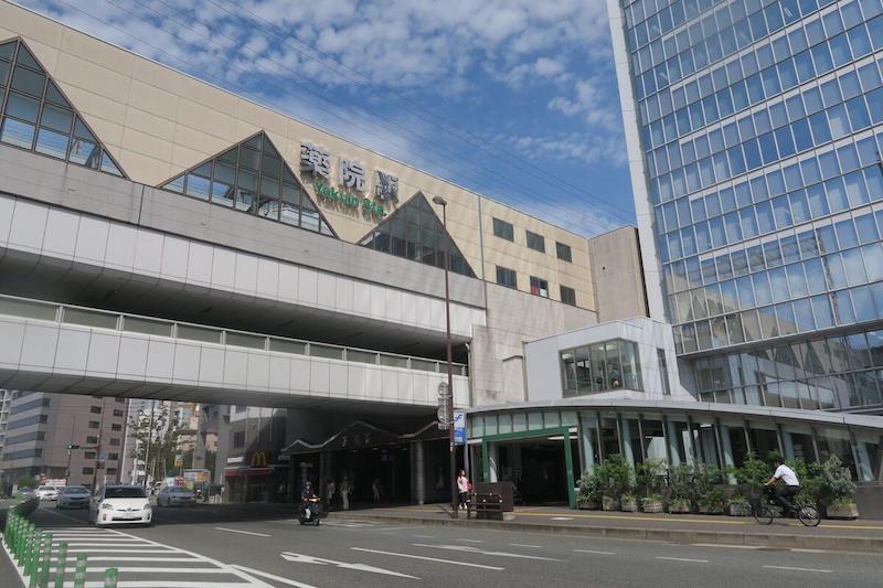 【福岡で一人暮らしおすすめ①】住みごこちの人気区域ー大橋駅の写真