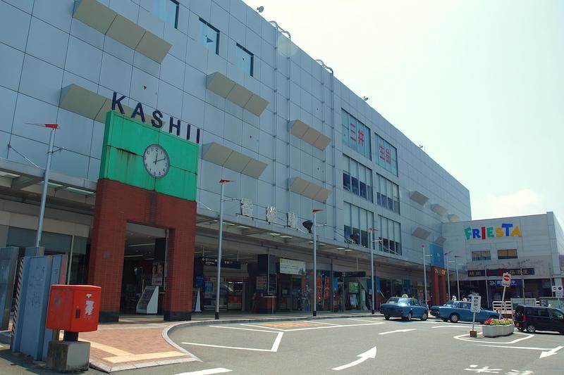 香椎駅の写真