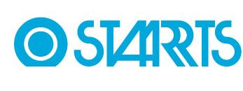 管理会社ースターツグループのロゴ