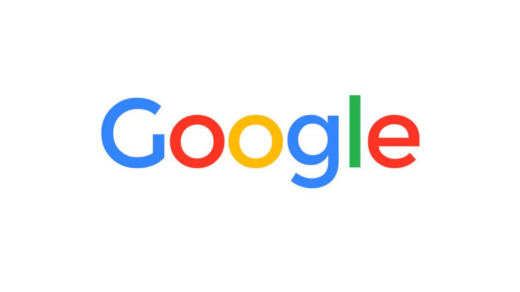 ネットーGoogleのロゴ