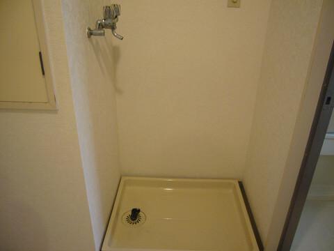 洗濯置き場の例