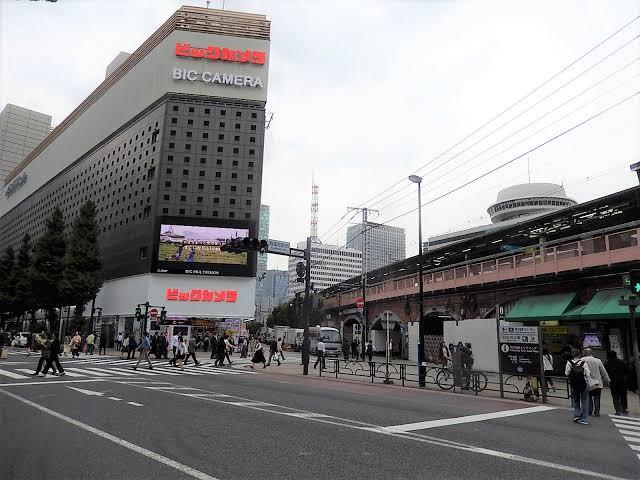 【有楽町駅の1人暮らし】有楽町駅の駅前