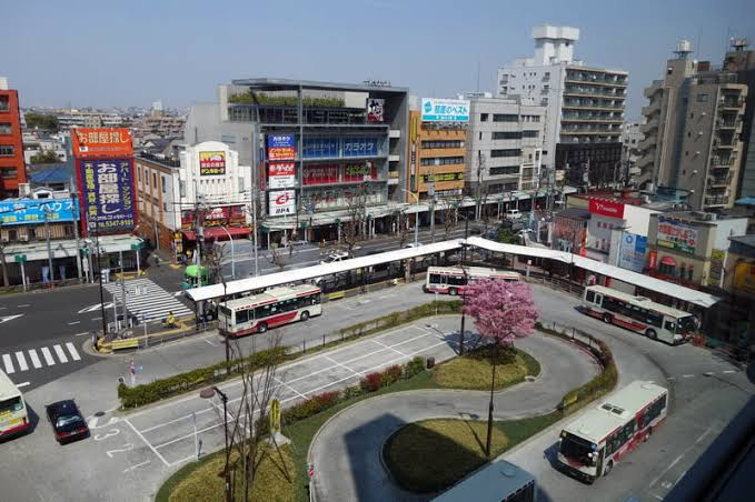【荻窪駅の1人暮らし】荻窪駅の駅前