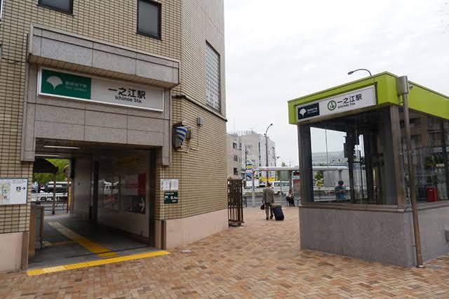 一之江駅の1人暮らし