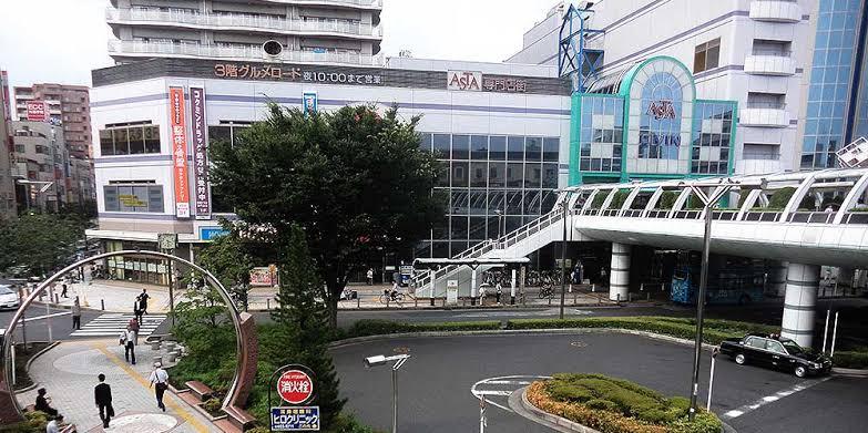 【田無駅の1人暮らし】田無駅の駅前