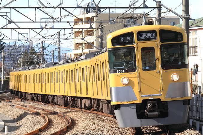 【田無駅の1人暮らし】田無駅の電車の本数