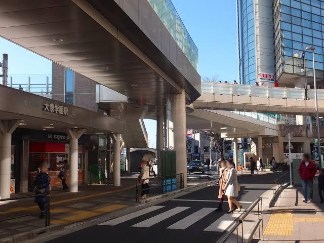 【大泉学園駅の1人暮らし】大泉学園駅の駅前