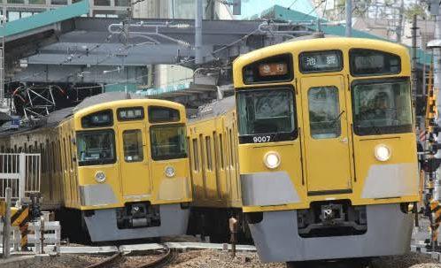 【大泉学園駅の1人暮らし】大泉学園駅の電車の本数