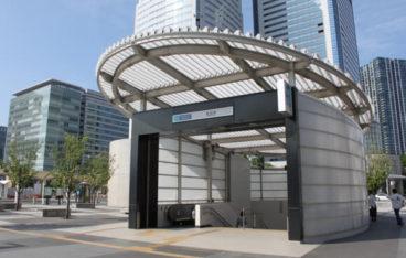豊洲駅の写真