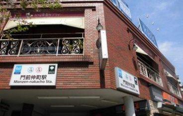 門前仲町駅の写真