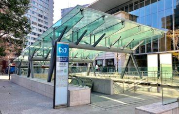 西新宿駅周辺の写真