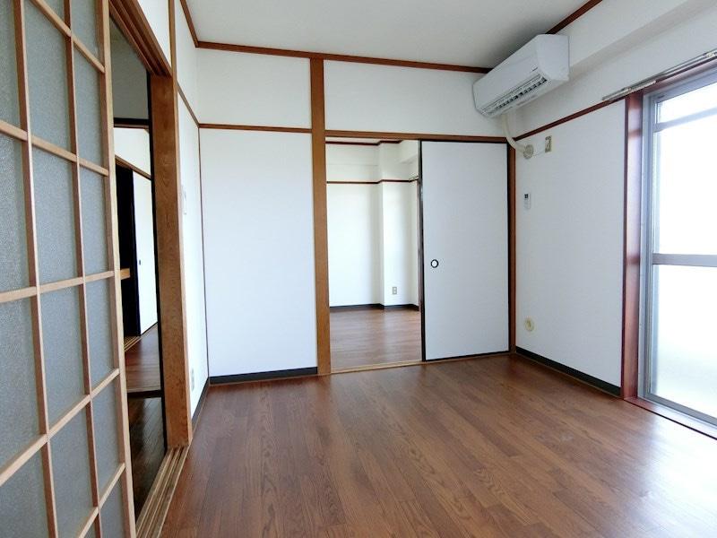 室内写真⑥【初期費用10万以下】都内3DKで広々!エントランスもオシャレ♪賃料82000円!