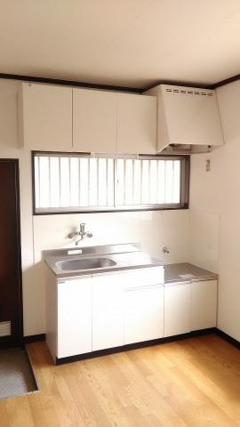 室内写真⑦【初期費用10万以下】広々2DK!二人入居可♪賃料54000円!
