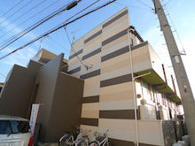 メイン写真【初期費用10万以下】池袋32分!JR2路線利用可♪築浅賃料57000円!