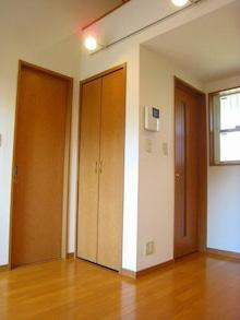 室内写真⑥【初期費用10万以下】新宿駅直通33分!レンガ調外観がかわいい♪賃料48000円!