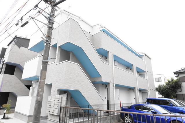 メイン写真【初期費用10万以下】上野35分!1LDKの駅近築浅物件♪賃料67000円!