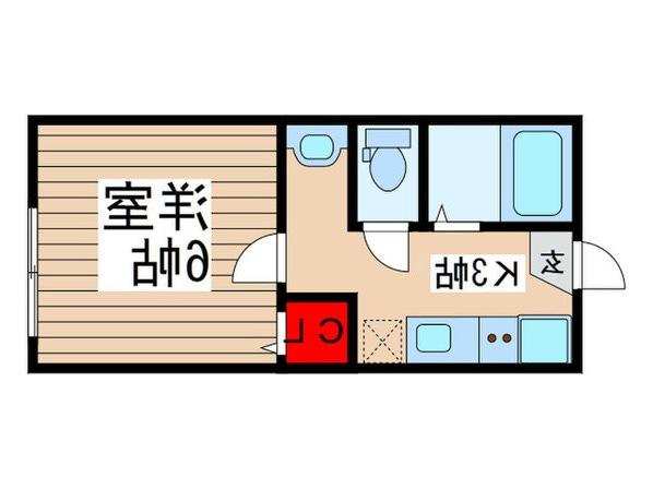 室内写真⑨【初期費用10万以下】秋葉原40分!ネット無料新築物件♪賃料47000円!