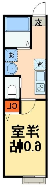 室内写真⑨【初期費用10万以下】秋葉原・東京直通25分!築浅ネット無料物件♪賃料58000円!