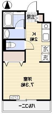 室内写真⑨【初期費用10万以下】上野・日本橋30分以内!BT別ネット無料物件♪賃料51000円!