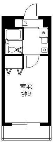 室内写真⑨【初期費用10万以下】東京28分!キレイなオートロック付きマンション♪賃料44800円!