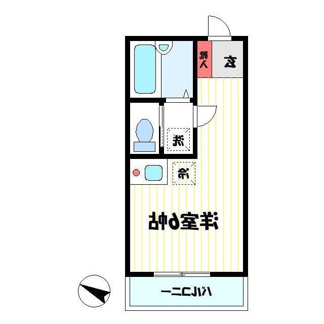 室内写真⑨【初期費用10万以下】渋谷30分!駅近BT別ロフト付築浅物件♪賃料54000円!