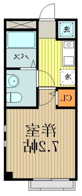 室内写真①【初期費用10万以下】新宿まで30分!駅近築浅デザイナーズ物件賃料56000円!