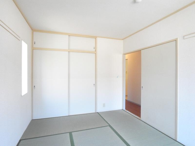 室内写真⑦【初期費用10万以下】ファミリー人気!新宿直通40分3LDK広々物件♪賃料82000円!
