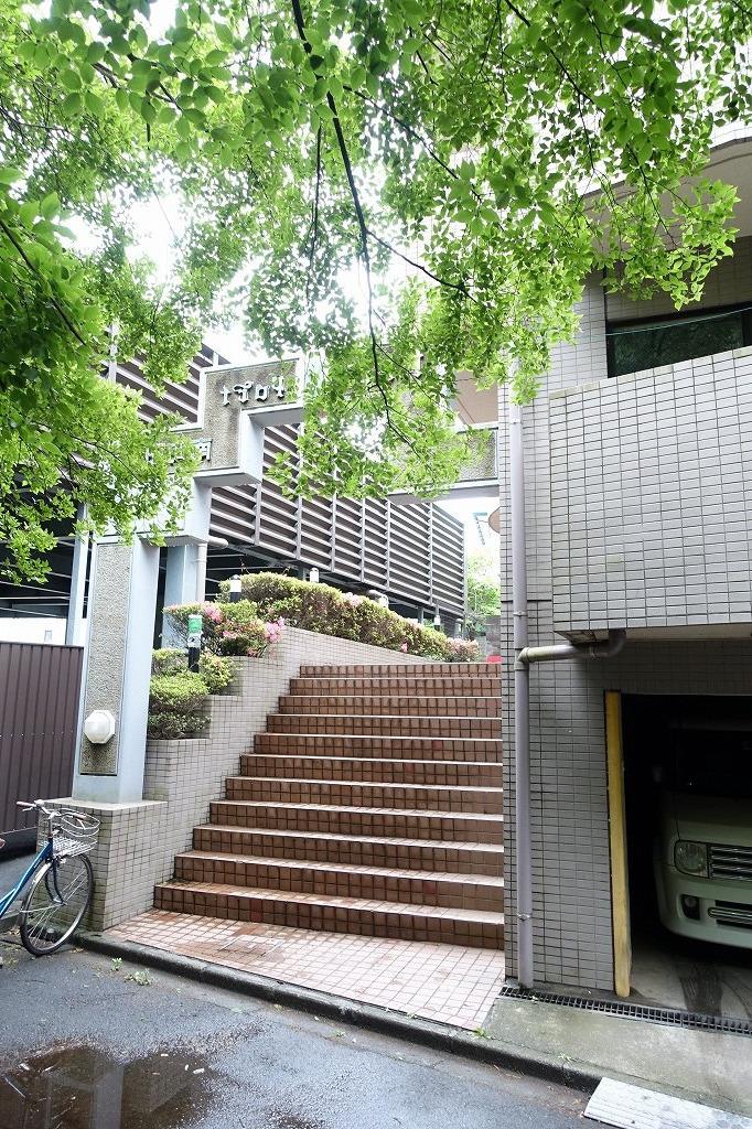 メイン写真【初期費用10万以下】渋谷直通37分!オートロック最上階角部屋♪賃料39000円!