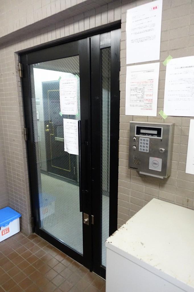 室内写真③【初期費用10万以下】渋谷直通37分!オートロック最上階角部屋♪賃料39000円!