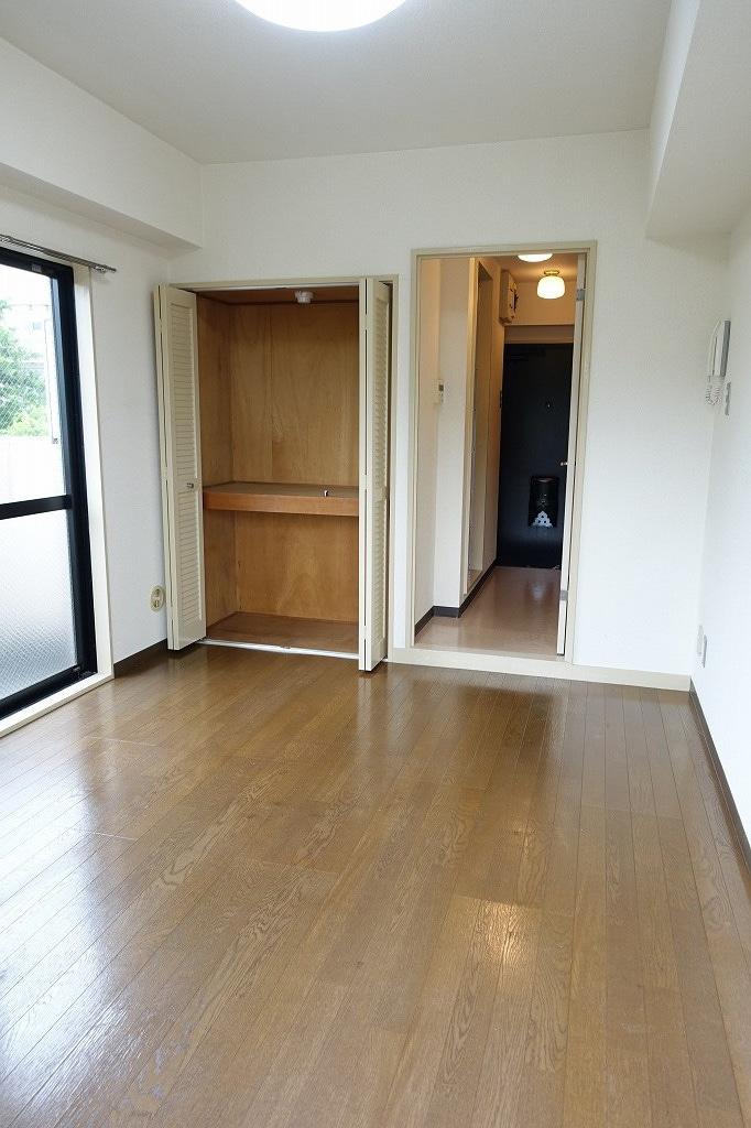 室内写真⑥【初期費用10万以下】渋谷直通37分!オートロック最上階角部屋♪賃料39000円!