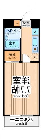 室内写真⑦【初期費用10万以下】町田3分新宿35分!女性専用オートロック付き物件賃料40000円!