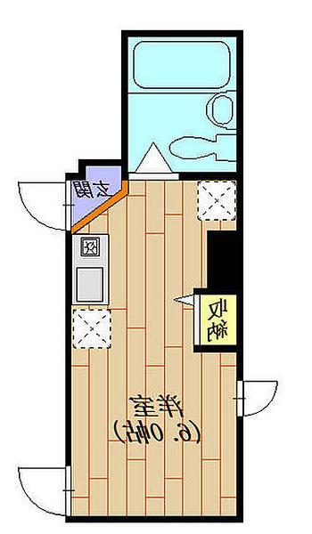 室内写真⑨【初期費用10万以下】品川8分・東京20分!駅近・築浅物件♪賃料60000円!