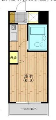 室内写真⑨【初期費用10万以下】上野32分!格安マンションタイプ!賃料24000円!